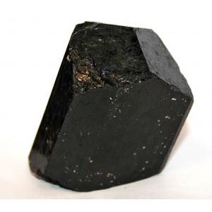 1115 ct Черный ТУРМАЛИН шерл камень ведьм кристалл