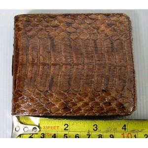 Бумажник портмоне кожа змеи NAJA SPUTATRIX - кобра