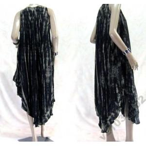 Платье сарафан 48-2Х Батик Индонезия ШЁЛК