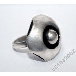 Кольцо от сглаза. Серебро 925