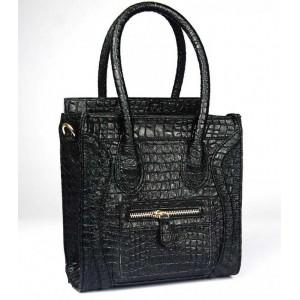 Шикарная сумка КРОКОДИЛ кожа PU, style Celine !
