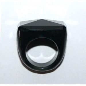 Кольцо - оберег - Черный ОНИКС. Защищает человека от катастроф и черной магии.