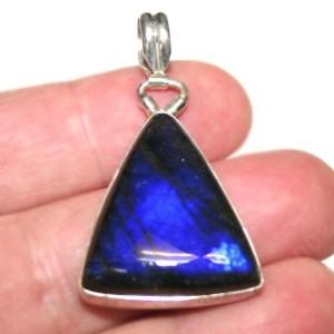 Магия в камне ! ЛАБРАДОР,  серебро, кулон, подвеска, Чёрный ЛУННЫЙ камень