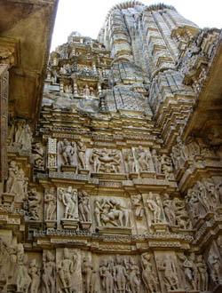 *Храм Любви* Каджурахо, Индия